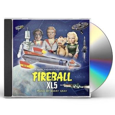 Barry Gray FIREBALL XL5 / Original Soundtrack CD