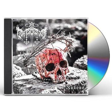 Goats Of Doom RUKOUS CD