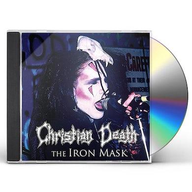 Christian Death IRON MASK CD