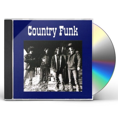 Country Funk CD