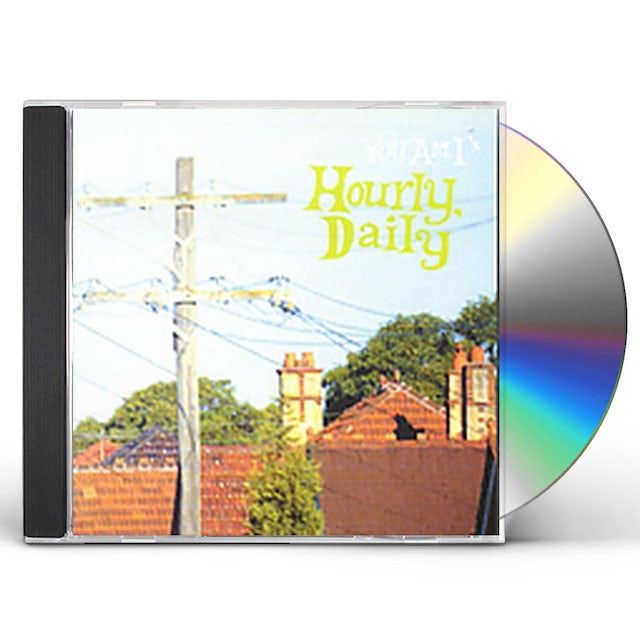 You Am I HOURLY DAILY CD