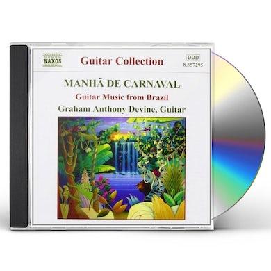 Graham Anthony Devine GUITAR MUSIC FROM BRAZIL CD