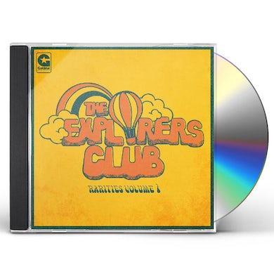 Explorers Club RARITIES VOLUME 1 CD