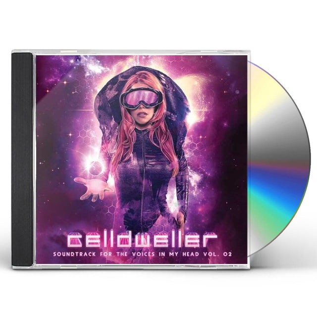 Celldweller SOUNDTRACK FOR THE VOICES IN MY HEAD 2 CD