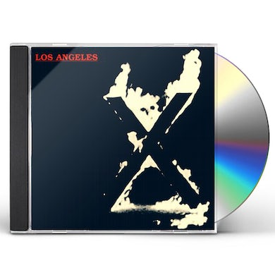 X LOS ANGELES CD