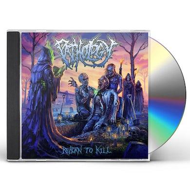 Reborn To Kill CD