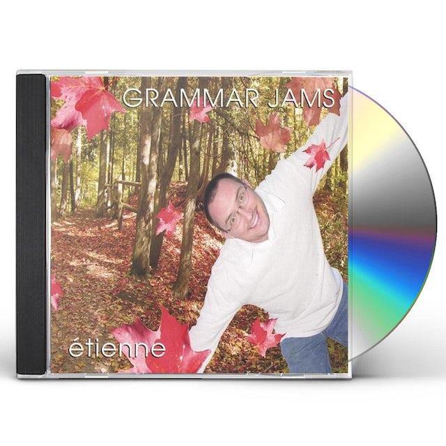 Etienne GRAMMAR JAMS 1 CD