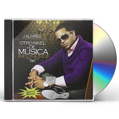 J Alvarez OTRO NIVEL DE MUSICA RELOADED CD
