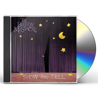 The Birthday Massacre SHOW & TELL CD