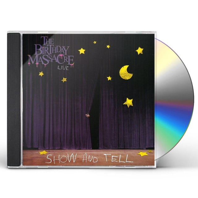 Birthday Massacre SHOW & TELL CD