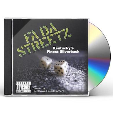 Silverbacks FA DA STREETZ CD