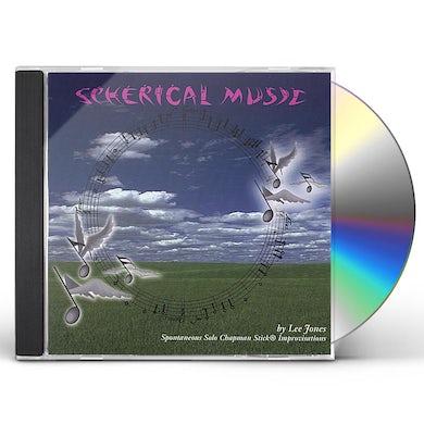 Lee Jones SPHERICAL MUSIC CD