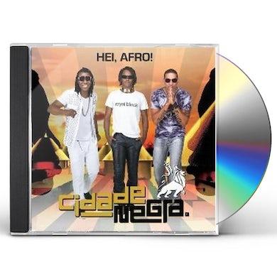 Cidade Negra HEI AFRO CD