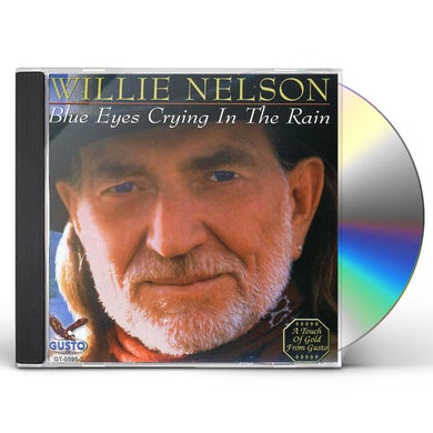 Willie Nelson BLUE EYES CRYING IN THE RAIN CD