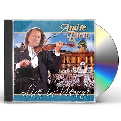 Andre Rieu LIVE IN VIENNA CD
