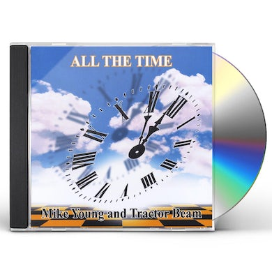 Mike Young ALL THE TIME CD
