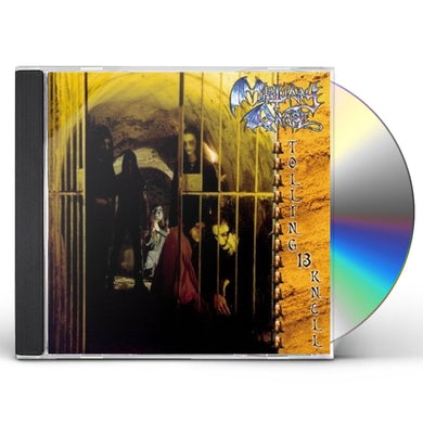 Mortuary Drape TOLLING 13 KNELL CD