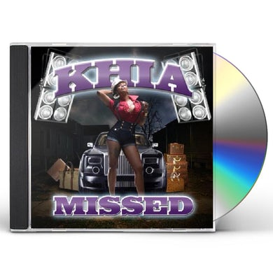 Khia MISSED CD