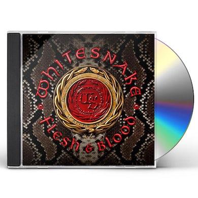 Whitesnake FLESH & BLOOD CD