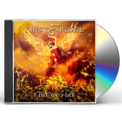 LINE OF FIRE CD