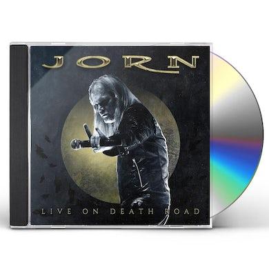 Jorn LIVE ON DEATH ROAD CD
