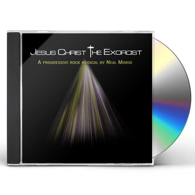 Neal Morse JESUS CHRIST THE EXORCIST CD