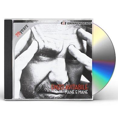 Enzo Avitabile MANE E MANE CD