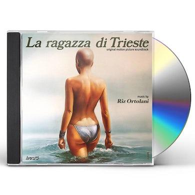 Riz Ortolani LA RAGAZZA DI TRIESTEY / Original Soundtrack CD