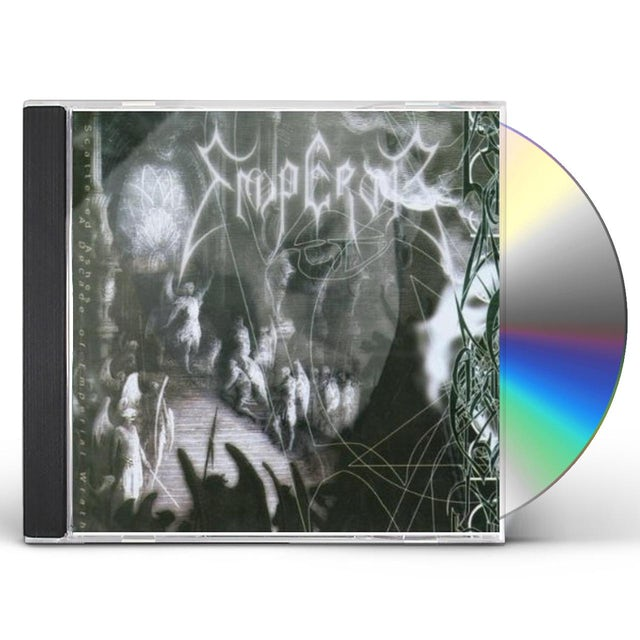 Emperor SCATTERED ASHES: DECADE OF EMPERIAL WRATH CD
