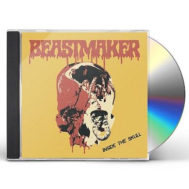 BEASTMAKER INSIDE THE SKULL CD