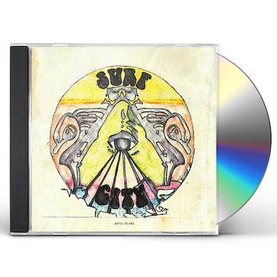 Surf City JEKYLL ISLAND CD