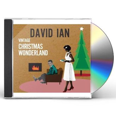 David Ian VINTAGE CHRISTMAS WONDERLAND CD