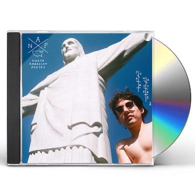 Juan Wauters N.A.P. NORTH AMERICAN POETRY CD