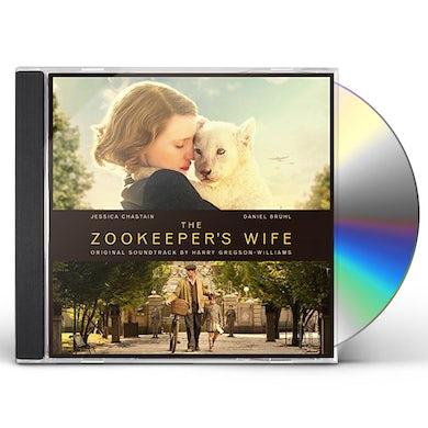 Harry Gregson-Williams ZOOKEEPER'S WIFE - Original Soundtrack CD