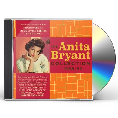 Anita Bryant COLLECTION 1958-62 CD
