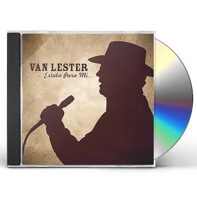 Van Lester ESTABA PARA MI CD