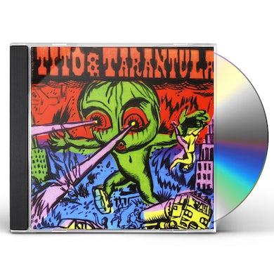 Tito & Tarantula HUNGRY SALLY & OTHER KILLER LULLABIES CD