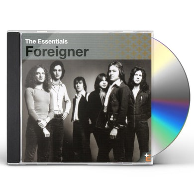 Foreigner ESSENTIALS CD