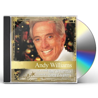 Andy Williams COLLECTIONS CHRISTMAS CD