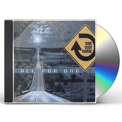 All For One ONE WAY HOME CD