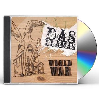 Das Llamas WORLD WAR CD