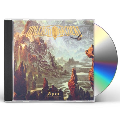 Unleash The Archers APEX CD