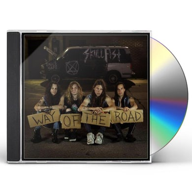 Skull Fist WAY OF THE ROAD CD