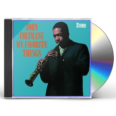 John Coltrane and Kenny Burrell MY FAVORITE THINGS CD