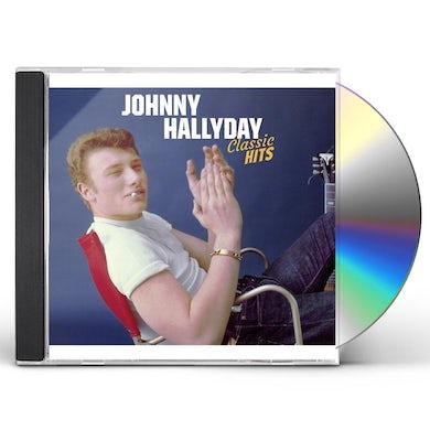 Johnny Hallyday CLASSIC HITS CD
