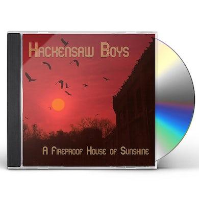 Hackensaw Boys FirEProof House Of Sunshine CD
