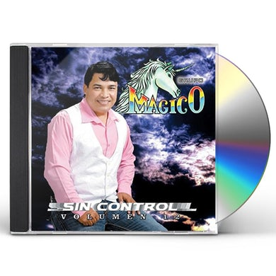 Grupo Magico SIN CONTROL 12 CD