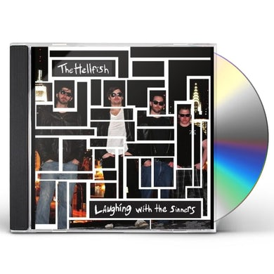 Hellfish LAUGHING WITH THE SINNERS CD