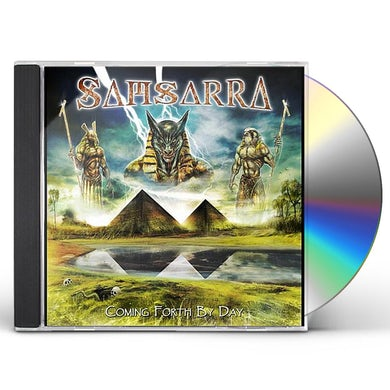 Samsarra COMING FORTH BY DAY CD