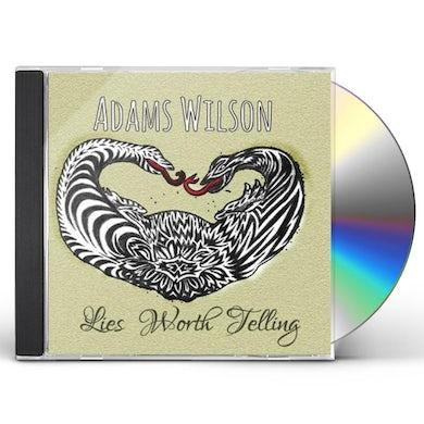 Adams Wilson LIES WORTH TELLING CD